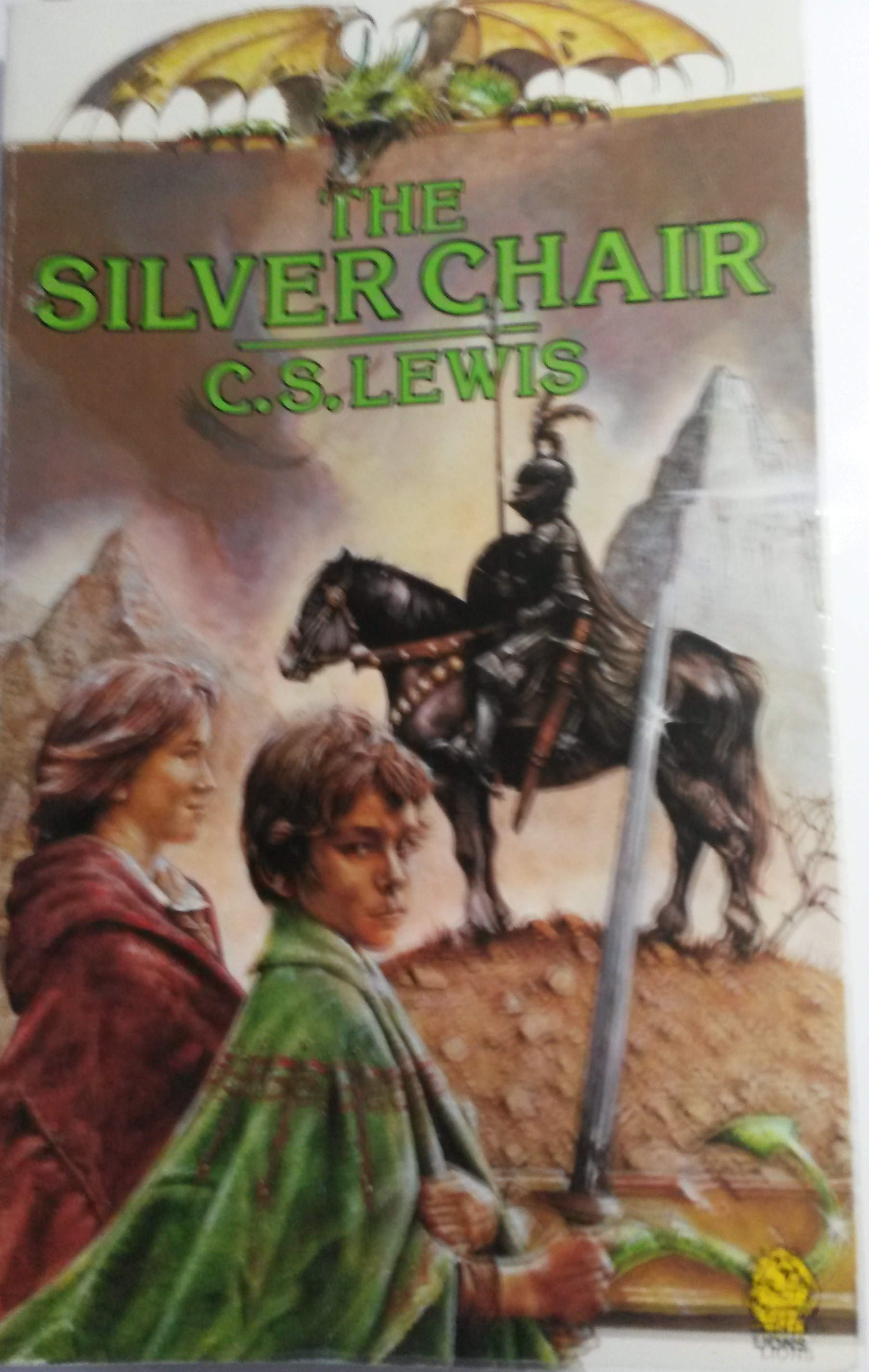 The silver chair illustrations - I Reached The Point Where The Children Were In Harfang The Castle Of The Gentle Giants When They Found Out They D Just Eaten A Talking Stag